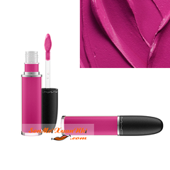 Son kem MAC Tailored To Tease - Retro Matte Liquid Lipcolour