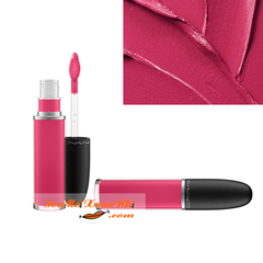 Son kem MAC To Matte With Love - Retro Matte Liquid Lipcolour
