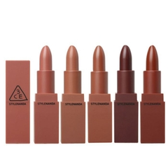 SET 5 SON MINI 3CE Mood Recipe Matte Lip Color
