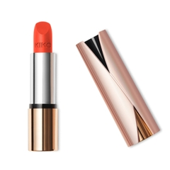 Son lì Kiko 604 Velvet Mat Bright Orange