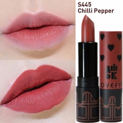 Son Amok Lovefit Chocolate Valentine Collection S445 Chili Pepper