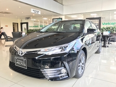 Corolla Altis 2.0v Luxury