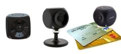 Camera ngụy trang Smartz hộp xí ngầu