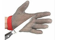 501-Five Finger Wrist Glove with Textile Strap
