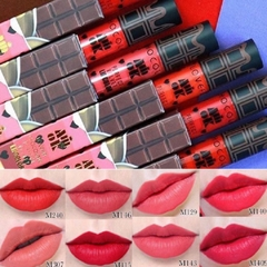 Son Kem Amok Lovefit Chocolate Perfect Lip Color