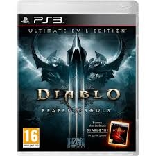 Diablo III: Reaper of Souls (PS3) new