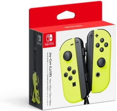 Bộ 2 tay Joy-Con Controllers [Neon Yellow] -Nintendo Switch