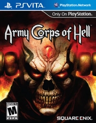 PS VITA ARMY CORPS OF HELL