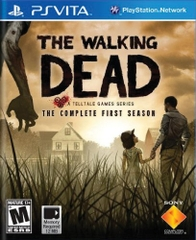 The Walking Dead PSVITA the complete first season