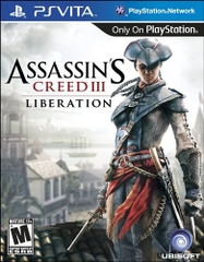 PS VITA ASSASSIN'S CREED III LIBERATION