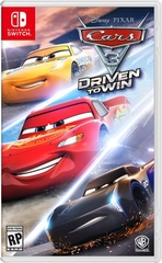 Cars 3: Driven to Win (NS) game Nintendo Switch