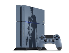 PS4 500G Uncharted 4 Limited Edition hệ US CUH1215A