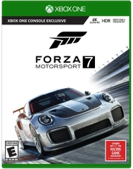 Forza Motorsport 7 - game Xbox one