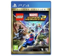 LEGO Marvel Super Heroes 2- Deluxe Edition