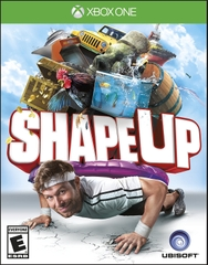 Shape UP Game Kinect Xbox One