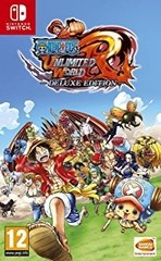 One Piece Unlimited World Red - Deluxe Edition (Nintendo Switch)
