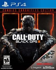 Call of Duty : COD Black Ops III - Zombies Chronicles Edition