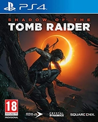 Shadow of Tomb Raider game PS4 (Tặng Áo)