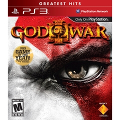 PS3 GOD OF WAR III new seal