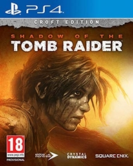 Shadow of Tomb Raider Croft Edition game PS4