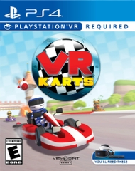 VR Karts game ps4 PS VR