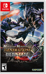 Thẻ Game Monster Hunter Generations  - Nintendo Switch