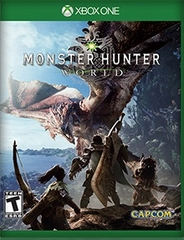Monster Hunter : World xbox one