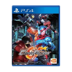KAMEN RIDER: CLIMAX FIGHTERS  game PS4