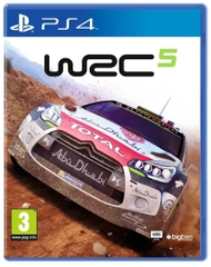 WRC 5 game ps4