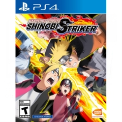Đĩa Game GPS4_Naruto To Boruto: Shinobi Striker
