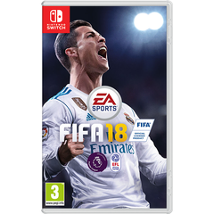 FIFA 18 game Nintendo Switch