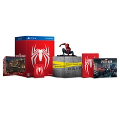 Marvel's Spider-man COLLECTOR'S EDITION game ps4