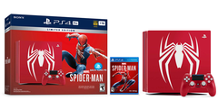 Máy PS4 PRO Marvel's Spider-Man Limited Edition PCAS05075HA