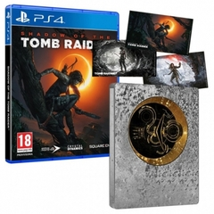 Shadow of Tomb Raider Limited Steelbook Edition GPS4
