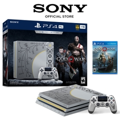 Máy Sony PS4 Pro God of War Limited Bundle hệ US CUH 7115B