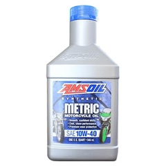 Nhớt Amsoil Metric Synthetic 10W40 1L