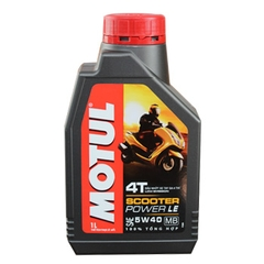 Amsoil 10W40 Synthetic Scooter 1L