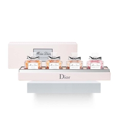 Set 4 chai Nước hoa La Collection Miss dior