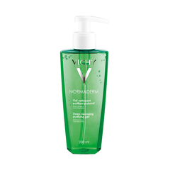 SRM Vichy Normaderm Deep Cleansing Purifying Gel 200ml