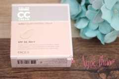Phấn nước Thefaceshop CC cream Aura Color Control Cream