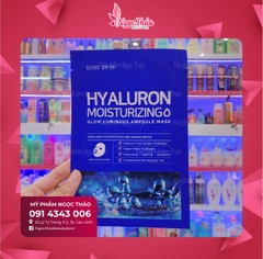 MẶT NẠ SOME BY MI HYALURON MOISTURIZING MASK SHEET