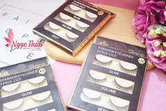 Mi chồn 3PCS Fashion Eyelashes 3 Faux-Clis