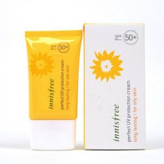 Chống nắng Innisfree Perfect UV Protection Cream Long Lasting For Oily Skin