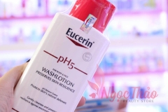 SRM Eucerin pH5 for Body & Face Wash Lotion
