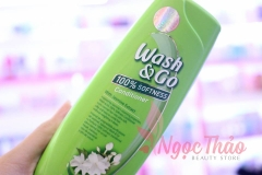 Dầu gội Wash & Go With Shea Butter
