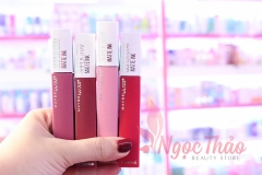 Son kem Maybelline Super Stay Matte Ink