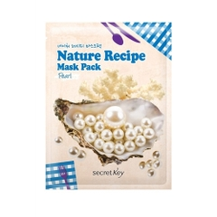 Mặt nạ Secret Key Nature Recipe Mask Pack (Preal)