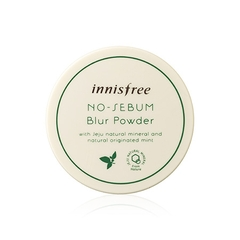 Phấn bột Innisfree No-Sebum Blur Powder