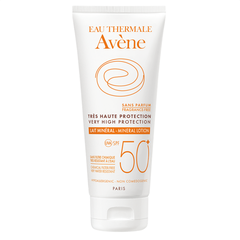 Kem chống nắng Avène Protection Mineral Lotion 50+