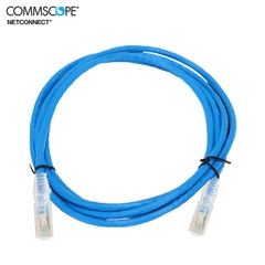 Dây nhảy Cat6 1.5m (5FT) CommScope NPC06UVDB-BL005F